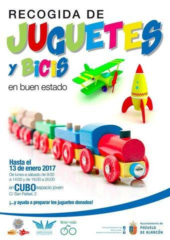 Medio millar de donaciones en la campaña navideña de recogida de juguetes de Pozuelo