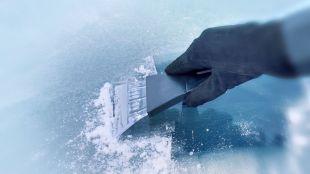 Atención especial al parabrisas con bajas temperaturas ante la ola de frío