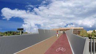 Ciudadanos Pozuelo propone aumentar los carriles bici para promover el uso de la bicicleta