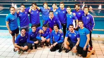 El Club de Natación Pozuelo recupera la División de Honor madrileña