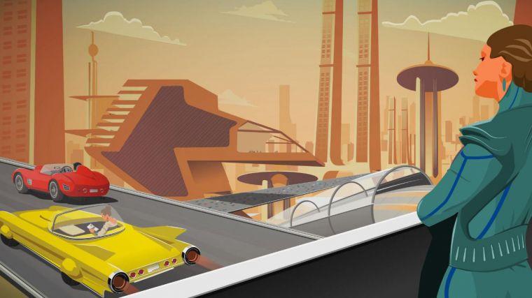 Los españoles se sentirían cómodos conduciendo un coche autónomo