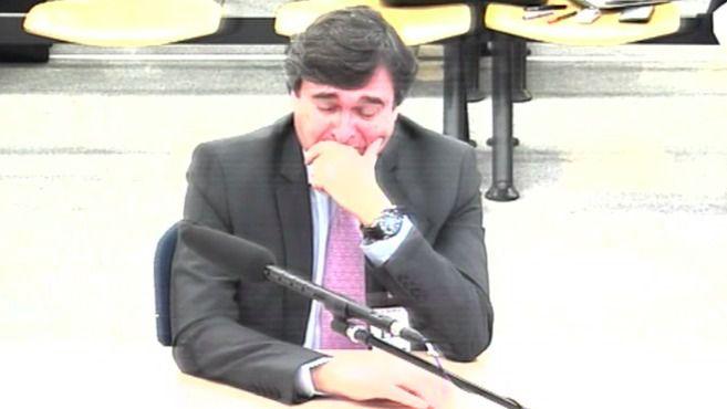El exconcejal de Medio Ambiente de Pozuelo rompe a llorar en el juicio del 'caso Gürtel'