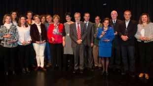 Pozuelo celebra el Día del Docente con un homenaje a 14 profesores que se jubilan