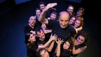 Paco Mir y Pedro Casablanc, protagonistas en la agenda cultural de la Comunidad este fin de semana