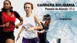 Primera edición de la 'Carrera Me Importas' en favor de las personas sin hogar en Pozuelo