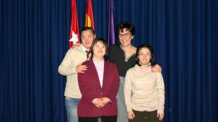 Tres alumnos con discapacidad realizarán prácticas en el Ayuntamiento de Pozuelo