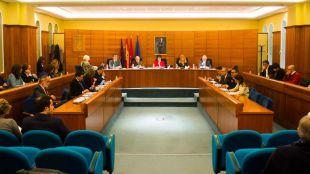 Ciudadanos, PSOE y Somos Pozuelo se unen contra el Partido Popular