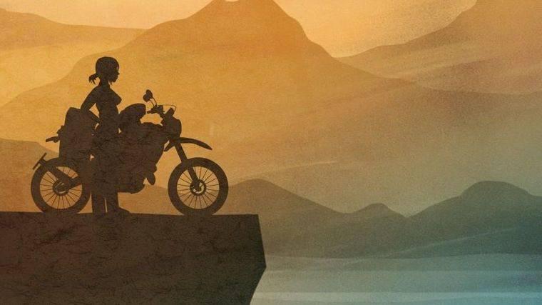 360 grados: Una mujer, una moto y el mundo