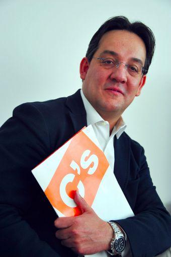 Miguel Angel Berzal, elegido miembro del nuevo Consejo General de Ciudadanos