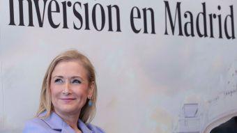 """Cifuentes presenta a Madrid como un """"gran espacio de oportunidades para la inversión"""""""