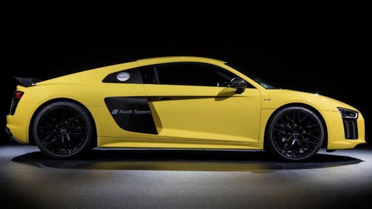 Audi patenta un proceso para grabar símbolos en la carrocería