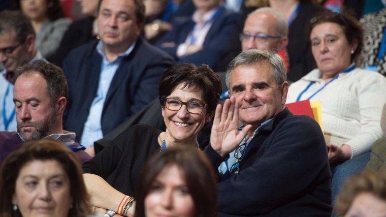 Pozuelo también ha estado presente en el XVIII Congreso Nacional del PP