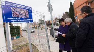 El Ayuntamiento invierte cerca de 200.000 euros en mejorar Pozuelo