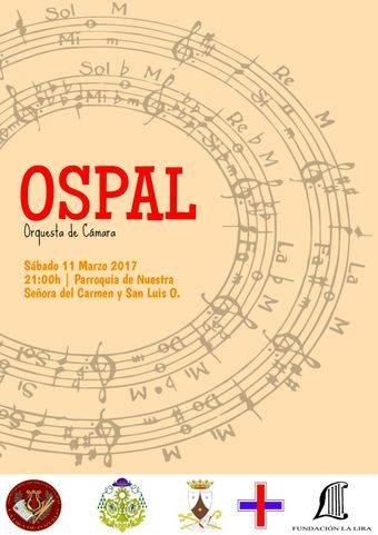 Concierto de Música Religiosa a cargo de la Orquesta Sinfónica de Pozuelo