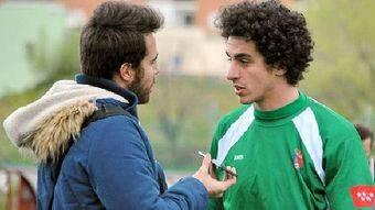 """Cavadas, del C.F. Pozuelo: """"De no haber sido por el club, lo habría dejado"""""""