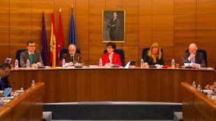 Declaración institucional de reconocimiento al Alcalde José Martín-Crespo