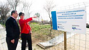 El Ayuntamiento invierte 70.000 euros en mejorar Montegancedo