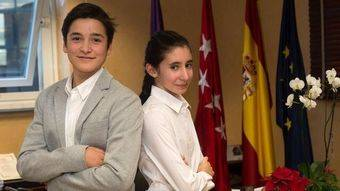 Dos pozueleros, subcampeones de España de Tiro con Arco
