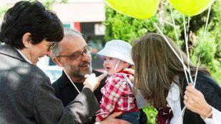 Pozuelo concede nuevas ayudas de hasta 2.500 euros por nacimiento o adopción