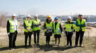 Nuevo Punto Limpio en Ciudad de la Imagen con una inversión de más de 600.000 euros