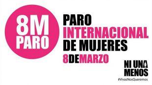 Concentración en Pozuelo por el Día Internacional de las Mujeres