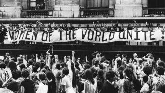 Las mujeres de Somos Pozuelo se unen al paro internacional del 8 de marzo