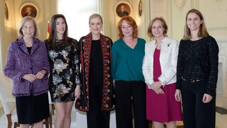 La Comunidad distingue a 5 mujeres ejemplares por su labor a favor de la igualdad de género
