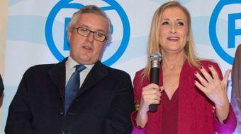 Cristina Cifuentes arrasa en las elecciones del PP de Madrid