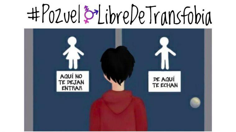 Por un Pozuelo libre de transfobia