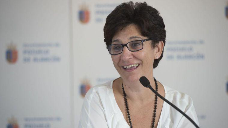Susana Pérez Quislant molesta con Guillermo Hita