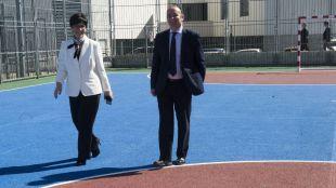 Pozuelo acondiciona las pistas deportivas de barrio con mejoras en los equipamientos