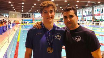 Fernando Pérez Castillo, campeón de España y pasaporte al Europeo Junior