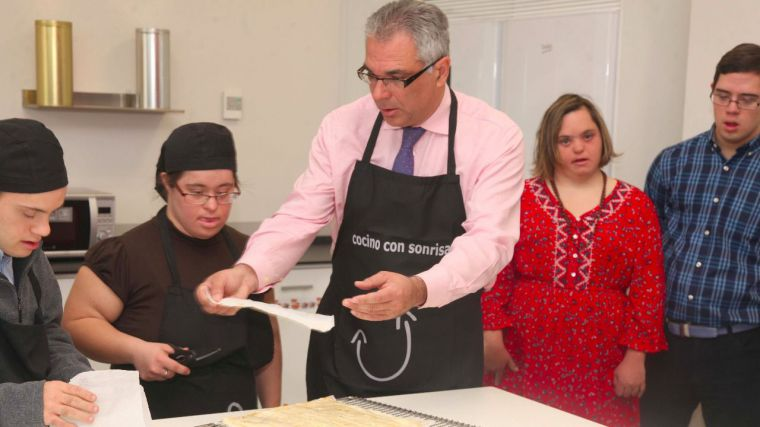 Madrid favorece la inserción laboral de discapacitados intelectuales