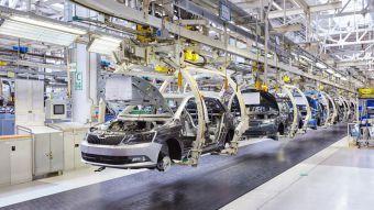 La producción de vehículos en España se mantiene
