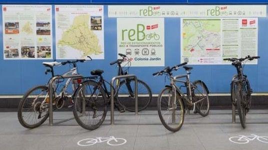 La Comunidad impulsa el uso de la bici y el transporte público