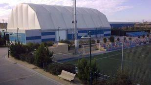 La ciudad deportiva Valle de las Cañas contará con una pista de deportes cubierta