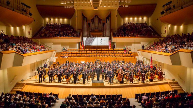 Jesús de Medinaceli abre sus puertas a la Banda Sinfónica 'La Lira de Pozuelo'