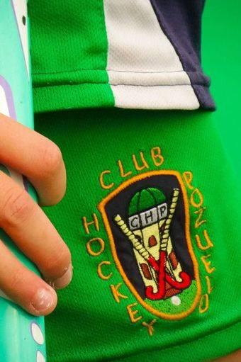 10 pozueleros Subcampeones de España de hockey