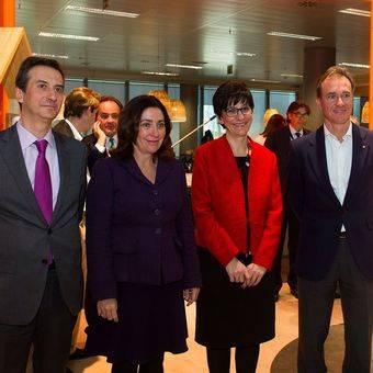 Pérez Quislant destaca el papel de las grandes empresas de Pozuelo