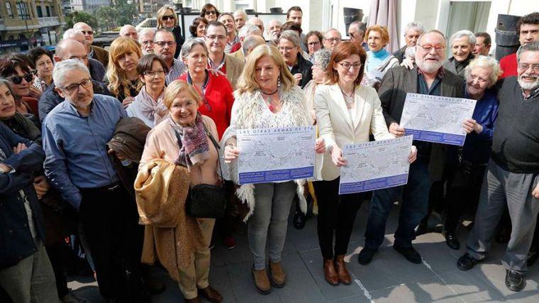"""Los populares solicitan la adhesión del Pleno al manifiesto """"Por un fin de ETA sin impunidad"""""""