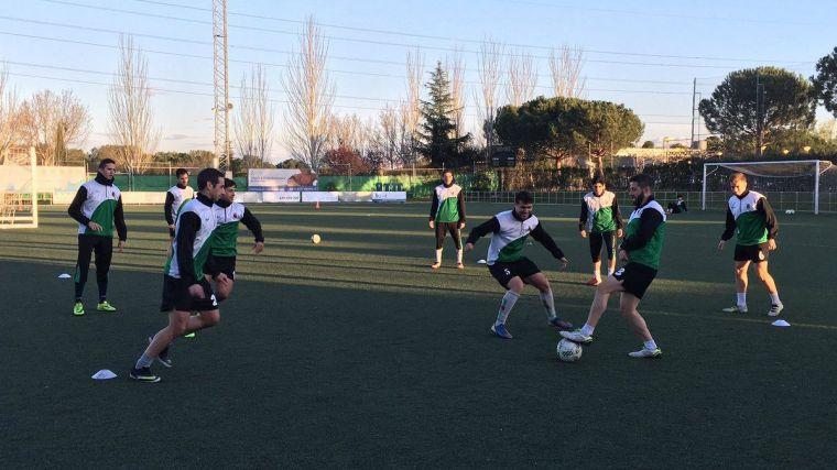 El Atlético B pierde la ocasión para colocarse líder contra el Pozuelo