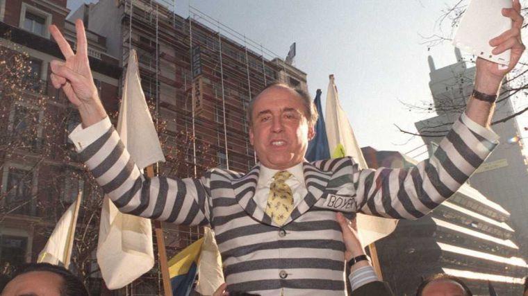Un juzgado de Pozuelo pidió la exhumación de los restos de Ruiz-Mateos