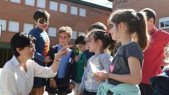 Cerca de 200 escolares de Pozuelo participan en el 'Easter School'