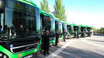 La Comunidad refuerza las líneas de autobús interurbano 352 y 353