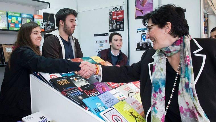 La Feria del Libro Pozuelo 2017 acoge un amplio abanico de actividades tecnológicas vinculadas a la literatura