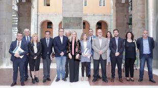 Cristina Cifuentes refuerza el compromiso de la Comunidad con la seguridad laboral
