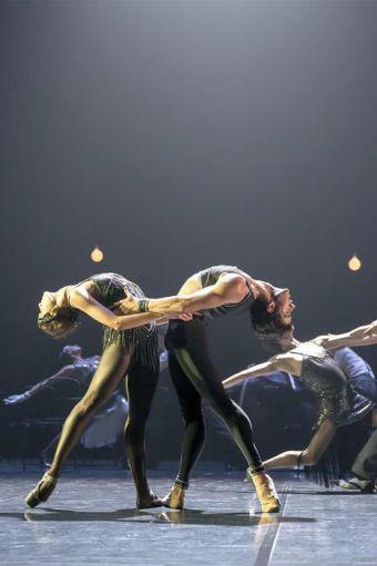 Pozuelo se mueve con la danza