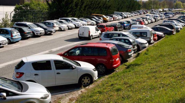 'La Cabaña' de Pozuelo quiere dejar de ser el aparcamiento de Boadilla