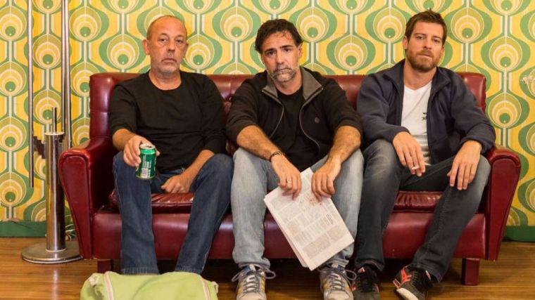Chema del Barco, Javier Navares y Manuel Baqueiro, trío de ases en Pozuelo