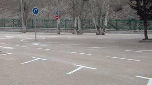 Cortes de tráfico y estacionamiento en la calle Doctor Cornago